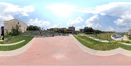Spherical Panorama Image