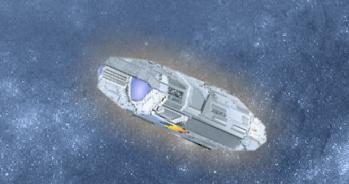 Animated Shuttle