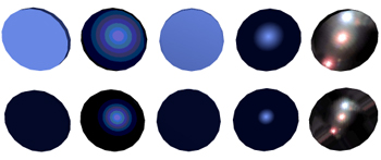 Shaders from Light to Dark