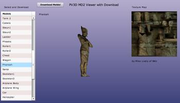 Quake II Model Viewer