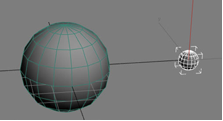 Moon Orbiting the Earth in 3DSMax