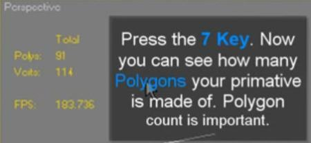 Watch Your Polygons