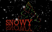 IT'S A SNOWY CHRISTMAS